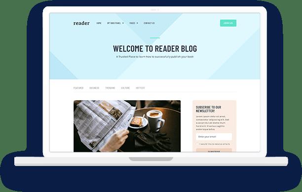 MyThemeShop – Reader