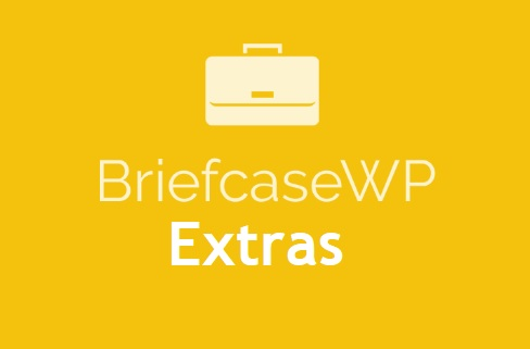 Extras For Briefcasewp Elementor Widgets