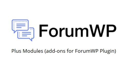 ForumWP – Plus Modules