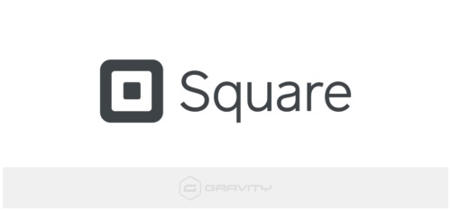Gravity Forms – Square Add-On