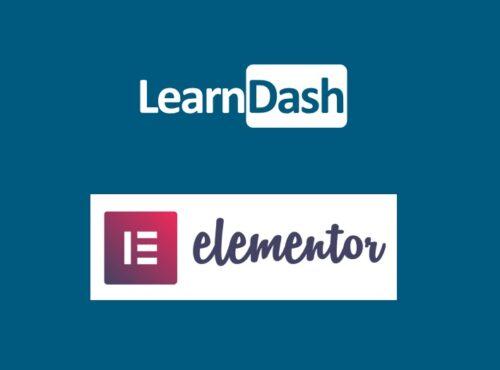 LearnDash – Elementor
