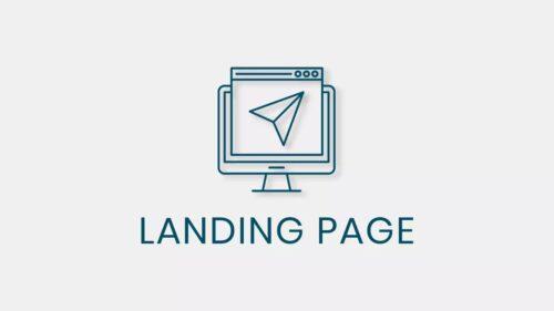 QSM – Landing Page
