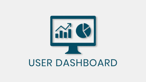 QSM – User Dashboard