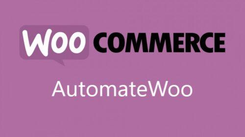 WooCommerce – AutomateWoo