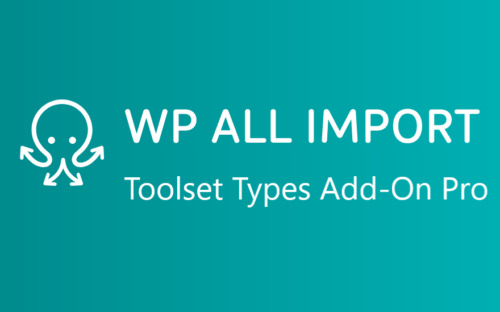 WP All Import – Toolset Types Add-On Pro