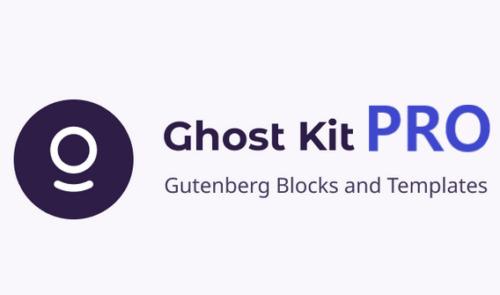 Ghost Kit Pro – Gutenberg Blocks and Templates