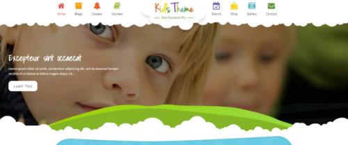 Theme Palace – Kids Education Pro