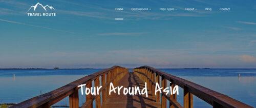 Theme Palace – Travel Ultimate Pro