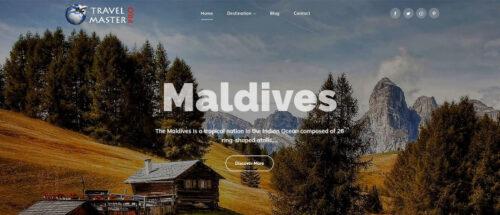 Theme Palace – Travel Master Pro