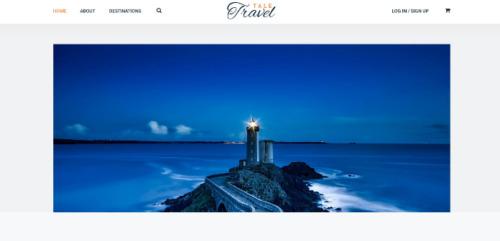 Theme Palace – Tale Travel Pro