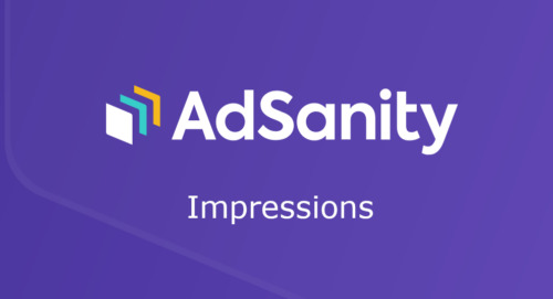 AdSanity – Impressions