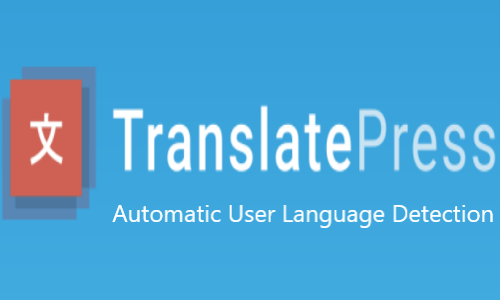 TranslatePress – Automatic User Language Detection Add-on