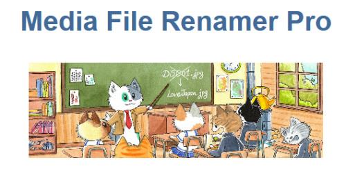Media File Renamer (Pro)