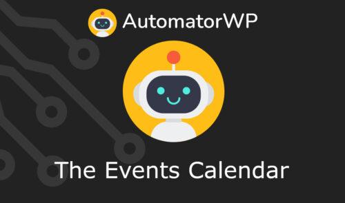 AutomatorWP – The Events Calendar