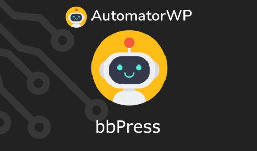 AutomatorWP – bbPress