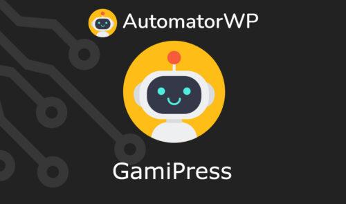 AutomatorWP – GamiPress
