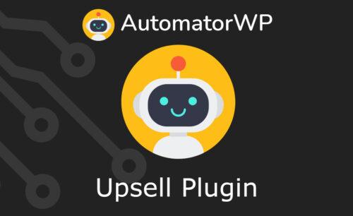 AutomatorWP – Upsell Plugin