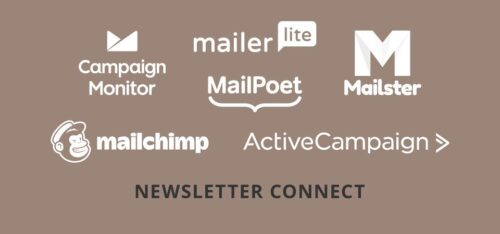 Charitable – Newsletter Connect