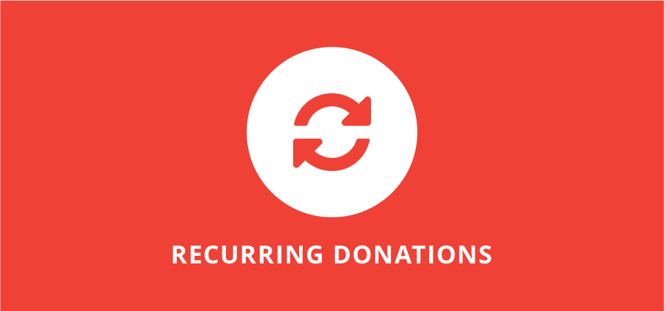 Charitable – Recurring Donations