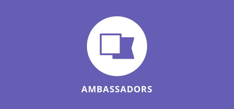 Charitable – Ambassadors