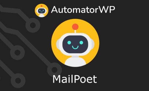 AutomatorWP – MailPoet