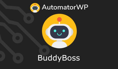 AutomatorWP – BuddyBoss