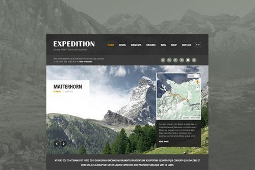 AIT – Expedition