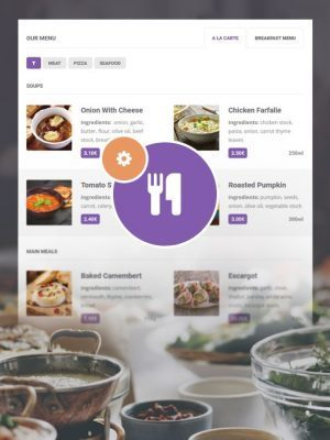 AIT – Food Menu