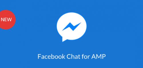 AMP – Facebook Chat