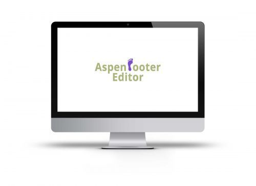 Aspen Grove Studios – Aspen Footer Editor