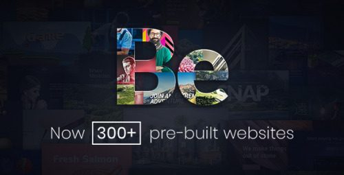 BeTheme – Responsive Multi-Purpose WordPress Theme