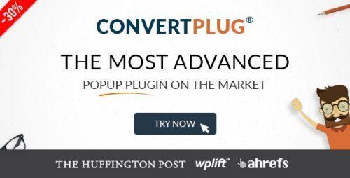 ConvertPlug – Popup Plugin For WordPress