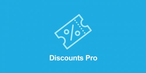 Easy Digital Downloads – Discounts Pro