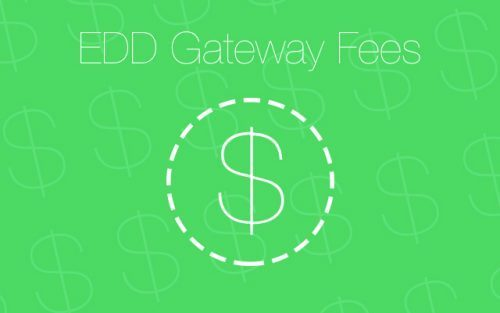 Easy Digital Downloads – Gateway Fees
