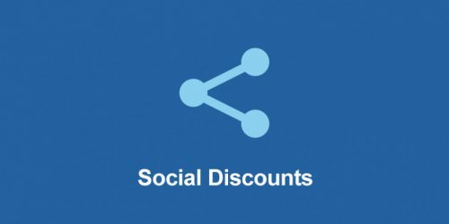 Easy Digital Downloads – Social Discounts