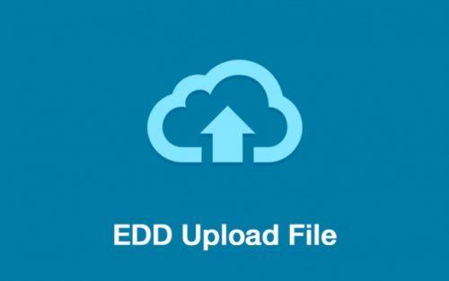 Easy Digital Downloads – Upload File