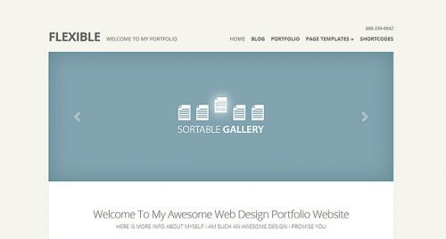 Elegant Themes – Flexible