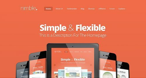 Elegant Themes – Nimble