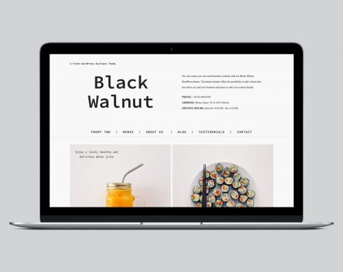 Elmastudio – Black Walnut