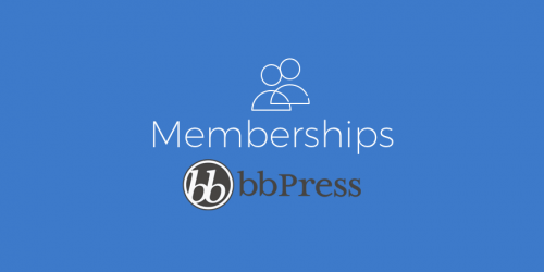 ExchangeWP – Membership bbPress Add-on