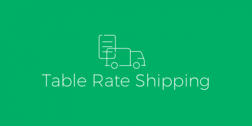 ExchangeWP – Table Rate Shipping