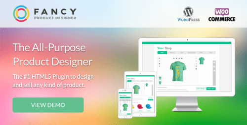 Fancy Product Designer | WooCommerce/WordPress