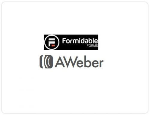 Formidable Forms – AWeber