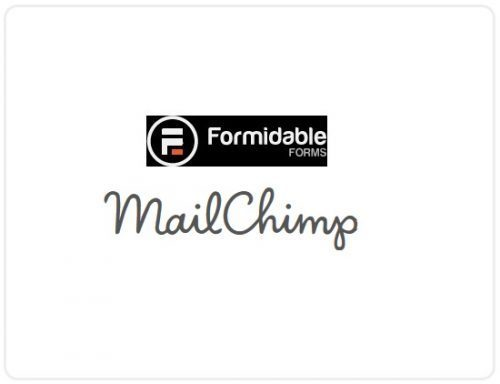 Formidable Forms –  MailChimp