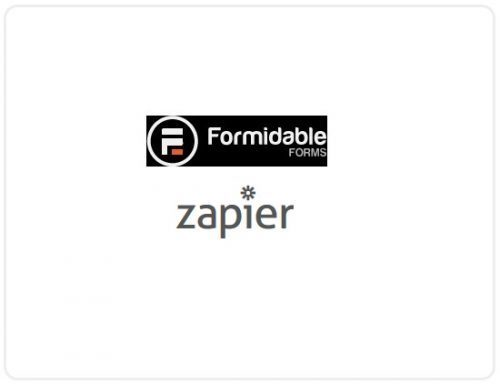 Formidable Forms – Zapier