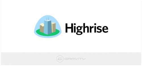 Gravity Forms – Highrise Add-On