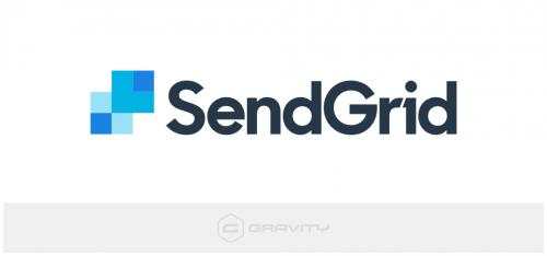 Gravity Forms – SendGrid Add-On