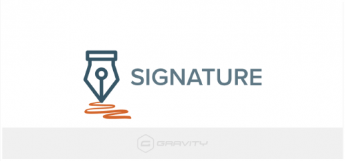 Gravity Forms – Signature Add-On