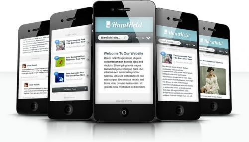 Elegant Themes – Handheld WordPress Plugin