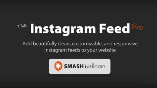 Instagram Feed Pro (By Smash Balloon)- The #1 highest rated Instagram feed plugin for WordPress